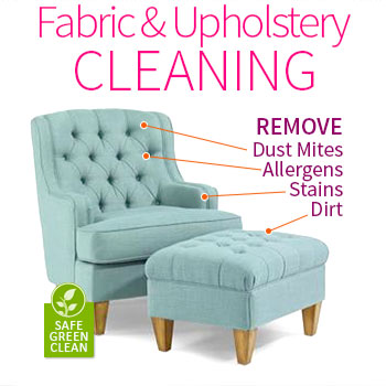 Upholstered Furniture Cleaning